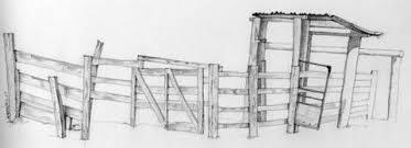 farm fence drawing. 72edm113fence_2 Farm Fence Drawing -