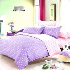 polka dot bedding sheets dots bed set full pink gold twin