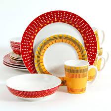 red black square dinnerware sets. dinnerware:red vanilla dinnerware red square set and black sets corelle