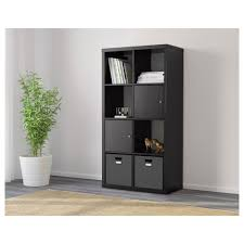 Expedit Room Divider kallax shelf unit blackbrown ikea 6865 by guidejewelry.us