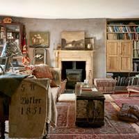 vintage furniture ideas. Plain Ideas Georgian Living Room With Vintage Furniture With Vintage Furniture Ideas