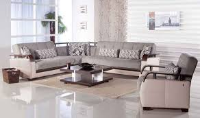 natural convertible sectional sofa in