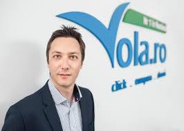 Daniel Truică, CEO Vola.ro