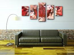 wall arts canadian wall art 5 panels modern home decor maple leaf pictures wall art on canadian tire wall art with wall arts canadian wall art buildings lit up at night first place