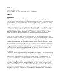 Pharmacy Technician Resume Objective Free Resume Example And