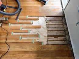 hardwood floor repair how to repair and patch hardwood flooring renovated