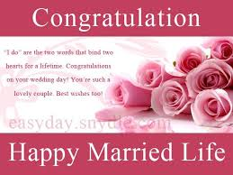 Wedding Wishes Quotes Extraordinary Top Wedding Wishes And Messages Easyday