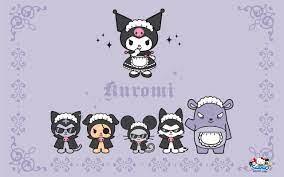 Kuromi Papers - Aesthetic Kuromi ...