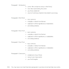 Proper Formatting For College Essay Sample Paper In Format Best