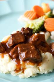 crock pot barbecue sirloin beef tips