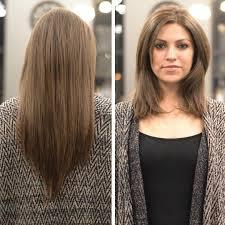 Mid Length Haircut 10115 Jesse Wyatt Hairstylist