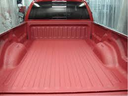 Bed Liner Spray would enhance the Overall Appearance of the Truck