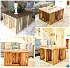 wooden crates furniture. Best Scheme Wooden Crates Furniture Diy Crate And Pallet Of L