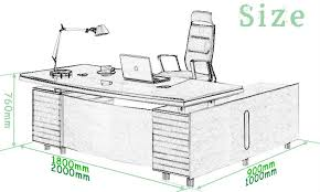 office desk size. Simple Desk Emejing Office Desk Size Photos Amazing Home Design Sethrollins Us Inside
