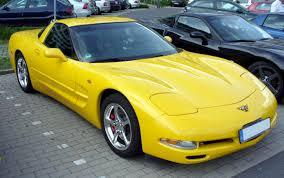 Chevrolet Corvette C5 Specs, Engine, Pictures & History