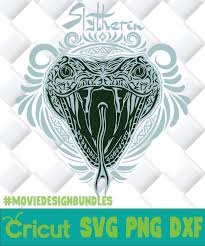 Free svg image & icon. Harry Potter Tribal Slytherin Svg Png Dxf Clipart Movie Design Bundles