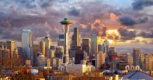 Seattle Cityscape Seattle City Scape Magdalene Project Org