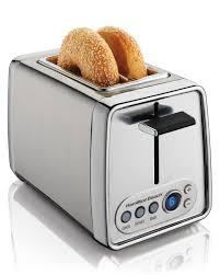 Retro Toasters amazon hamilton beach modern chrome 2slice toaster silver 4253 by xevi.us