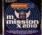 Sunshine Live: Mix Mission 2010