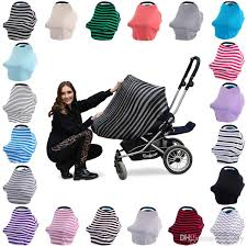 multi use baby car seat cover canopy nursing tfeeding ping cart high chair cover ins stroller sleep buggy cover nursing cover with
