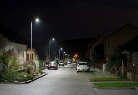 Street Lights In Villages Led Street Lights For Village Sinclair World