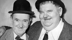 Stan & Ollie: 'As the much-hyped film enjoys success, our archive pics  celebrate the world-famous double act