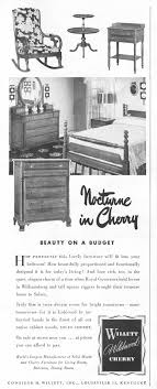 Solid Maple Bedroom Furniture Willett Furniture Advertisement Gallery
