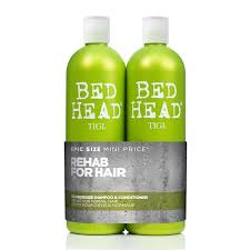 tigi bed head urban antidotes re energize shoo conditioner tween duo 2 x 750ml feelunique