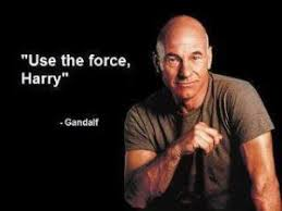 Use the Force, Harry | Absurdly Nerdly via Relatably.com