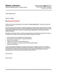 Resume Cover Letter Sample For Fresh Graduate Best Inspiration
