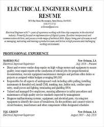 Learn how to write an engineering resume with our guide. Resume For Electrical Engineer Project Manager Sample Fresher Word Hudsonradc
