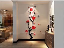 3d decoration wall sticker bedroom decor art wall stick diy wall paper stick