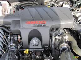 2004 Pontiac Grand Prix GTP Sedan 3.8 Liter Supercharged OHV 12V ...
