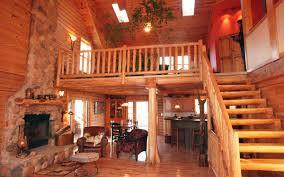 Rustic House Plans With Loft  Final Cabin Ideas  Pinterest Open Log Home Floor Plans