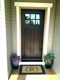 replacement window for entry door exterior