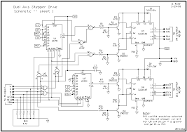 stepper motor control circuit diagram ireleast info stepper motor control circuit diagram the wiring diagram wiring circuit