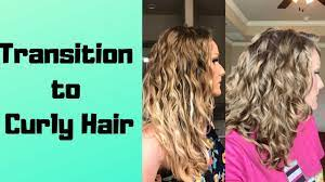 WAVY CURLY HAIR JOURNEY ...