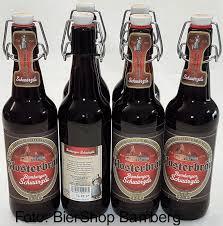 6 Flaschen Klosterbräu Bamberger Schwärzla