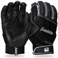 Oakley Factory Pilot Glove Size Chart Brand New Franklin Sports 2nd Skinz Mlb Batting Gloves Size Adult Large Black