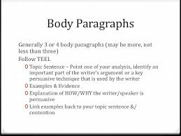 Body Paragraph for Research Paper   YouTube Brefash