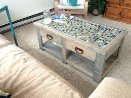 diy mosaic patio table top. large size of coffee table mosaic wood patio with tile top diy