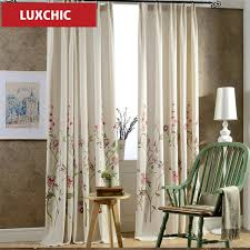 2016 new luxury modern shade blackout curtains for living room the bedroom kitchen room window curtain