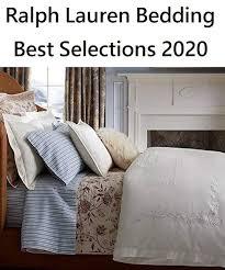 ralph lauren bedding best of 2020