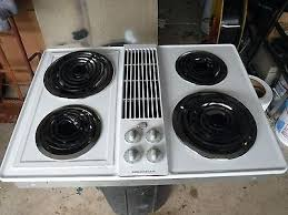 jenn air electric downdraft cooktop wiring diagram slide in range parts with grill