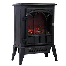 electric fireplace logs log inserts with heater