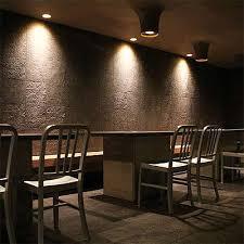 lighting for restaurant. cave dining experience in london u2013 restaurant interior design news lighting for