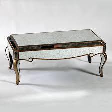 Mirrored Trunk Coffee Table Furniture Mirrored Coffee Table Oval Marble Coffee Table
