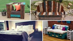 pallet furniture projects. Creative Ideas To Use The Pallets In DIY Projects Pallet Furniture