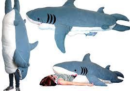 Land Shark Pillow Sleeping Bag Sugoooi Pinterest Chumbuddy Shark