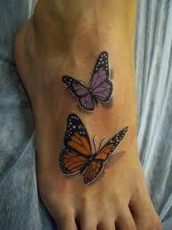 бабочка фото тату 3д бабочки 1 в тату эскизах рисуем на заказ